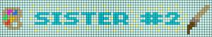Alpha pattern #85199 variation #156740