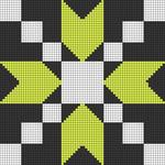 Alpha pattern #84622 variation #156767