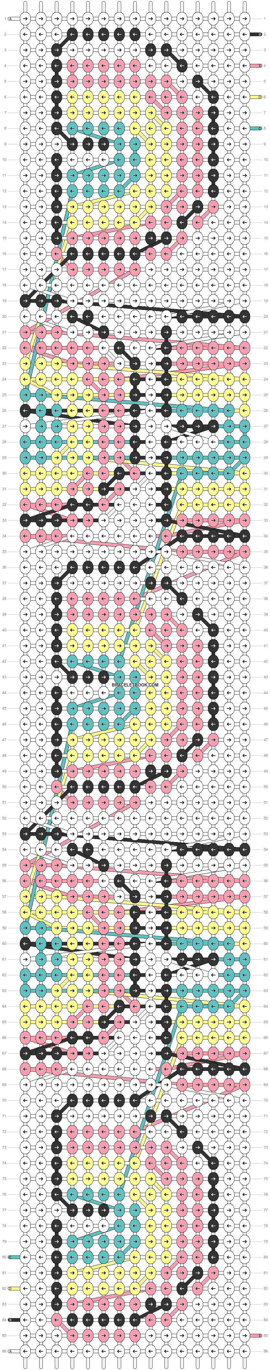Alpha pattern #81006 variation #156774 pattern