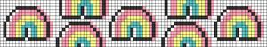 Alpha pattern #81006 variation #156774