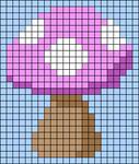 Alpha pattern #86553 variation #156785