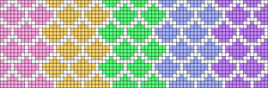Alpha pattern #42244 variation #156829