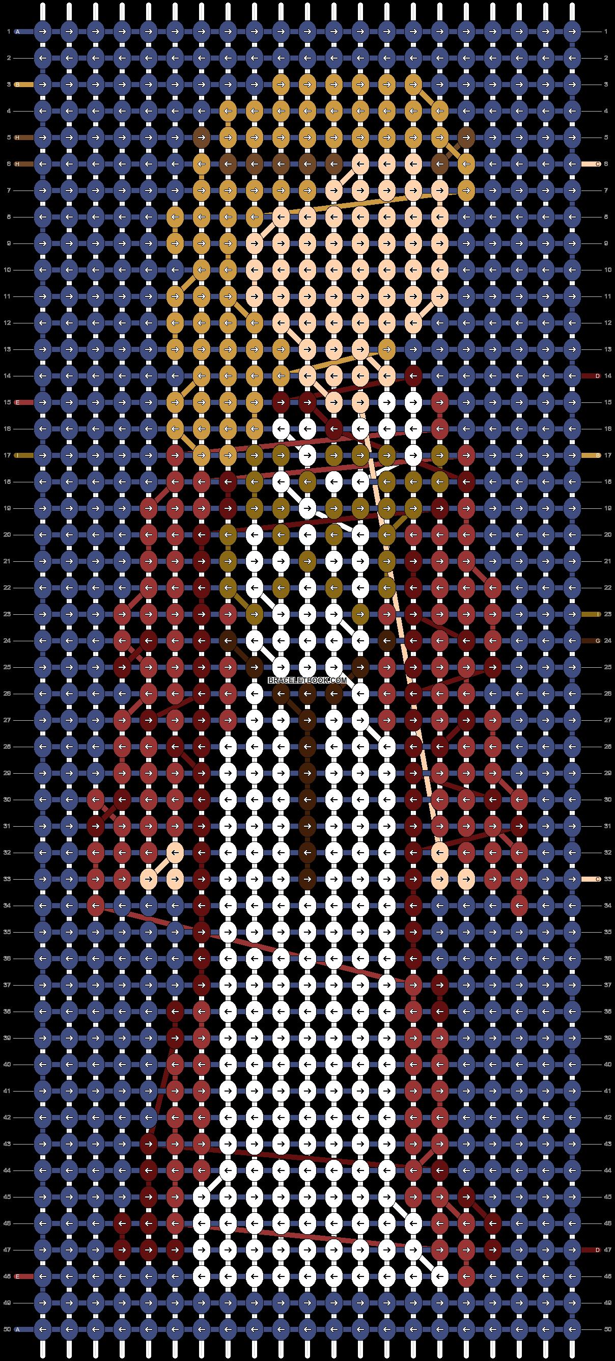 Alpha pattern #86639 variation #156831 pattern