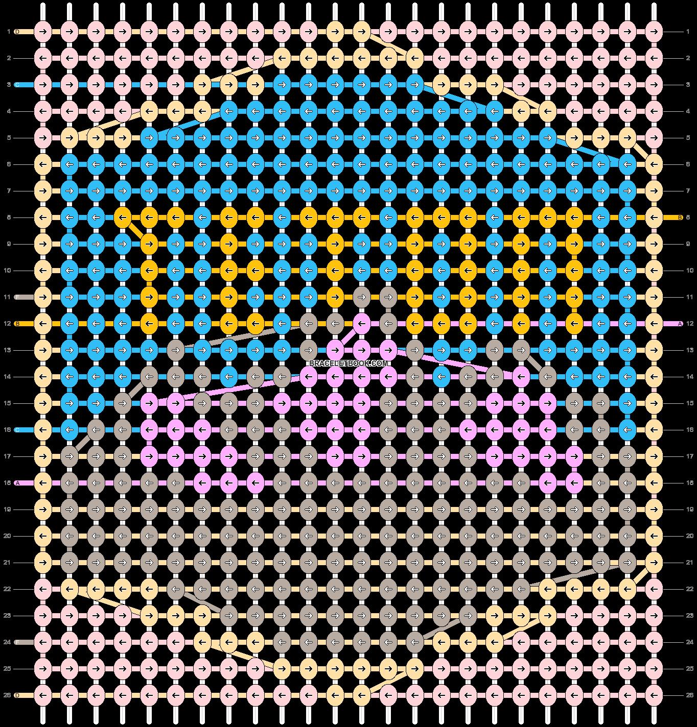 Alpha pattern #86928 variation #156963 pattern