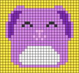 Alpha pattern #86832 variation #156966