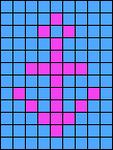 Alpha pattern #481 variation #156987