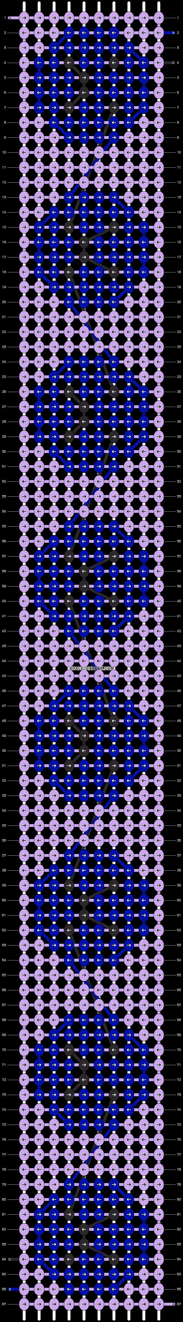 Alpha pattern #86854 variation #157026 pattern