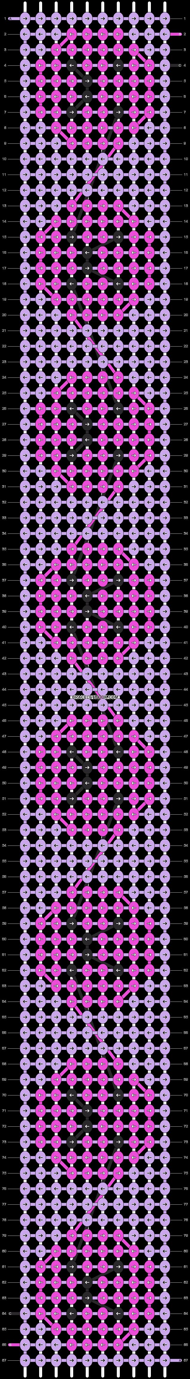 Alpha pattern #86854 variation #157027 pattern