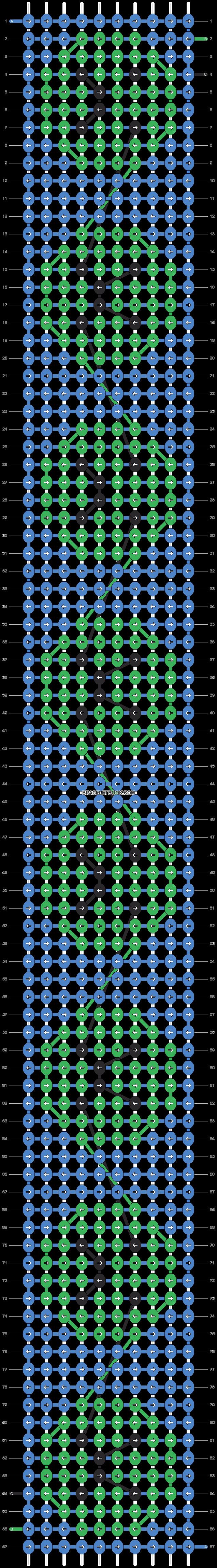 Alpha pattern #86854 variation #157029 pattern