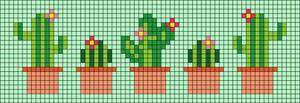 Alpha pattern #86291 variation #157036