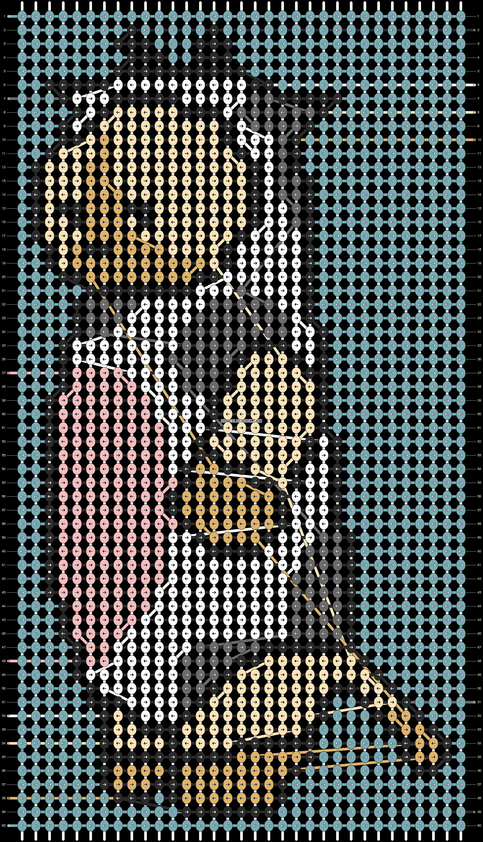 Alpha pattern #86130 variation #157038 pattern