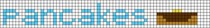 Alpha pattern #6739 variation #157064
