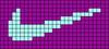 Alpha pattern #5248 variation #157074