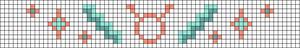 Alpha pattern #39119 variation #157098