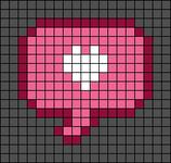 Alpha pattern #86952 variation #157154