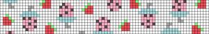 Alpha pattern #86953 variation #157171