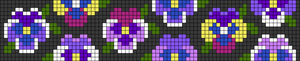 Alpha pattern #84837 variation #157192
