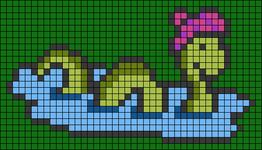 Alpha pattern #82095 variation #157194