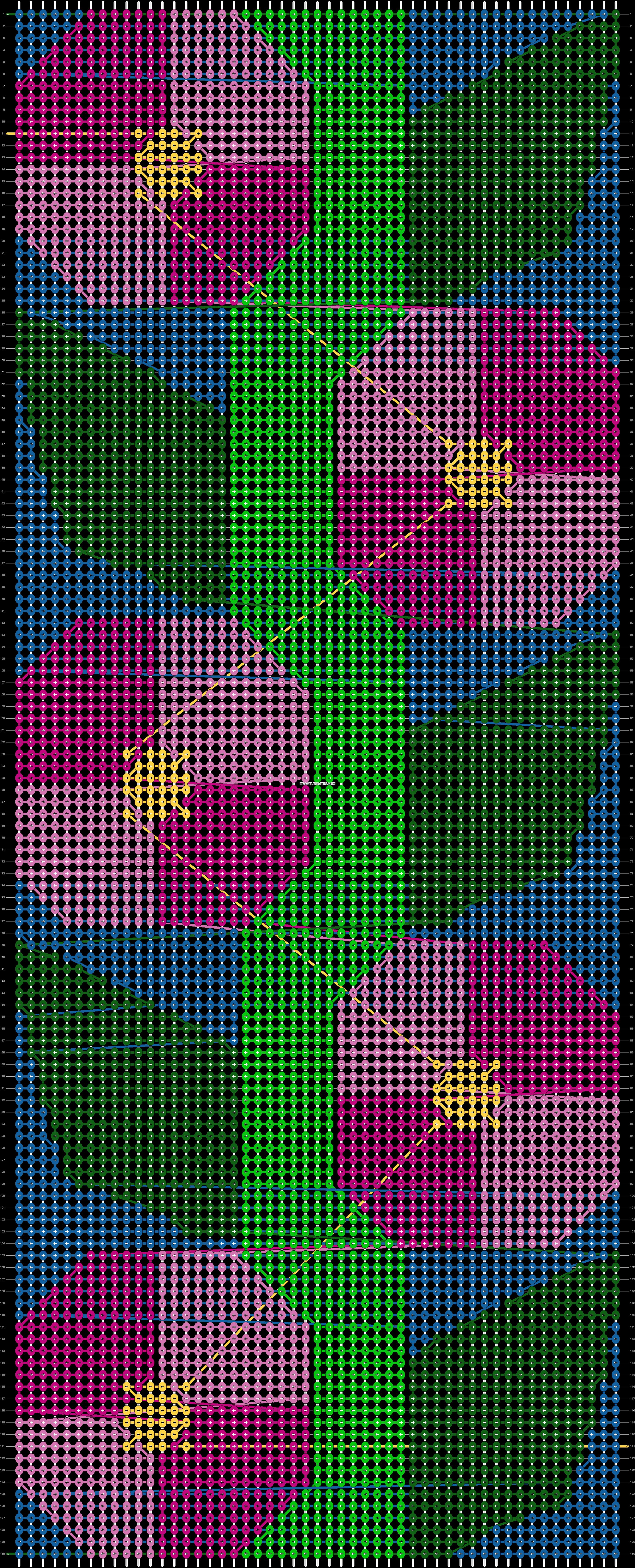 Alpha pattern #87001 variation #157237 pattern