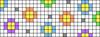 Alpha pattern #77681 variation #157260