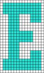 Alpha pattern #64996 variation #157270