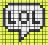 Alpha pattern #17530 variation #157304