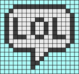 Alpha pattern #17530 variation #157306