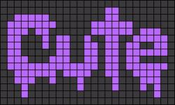 Alpha pattern #32833 variation #157310