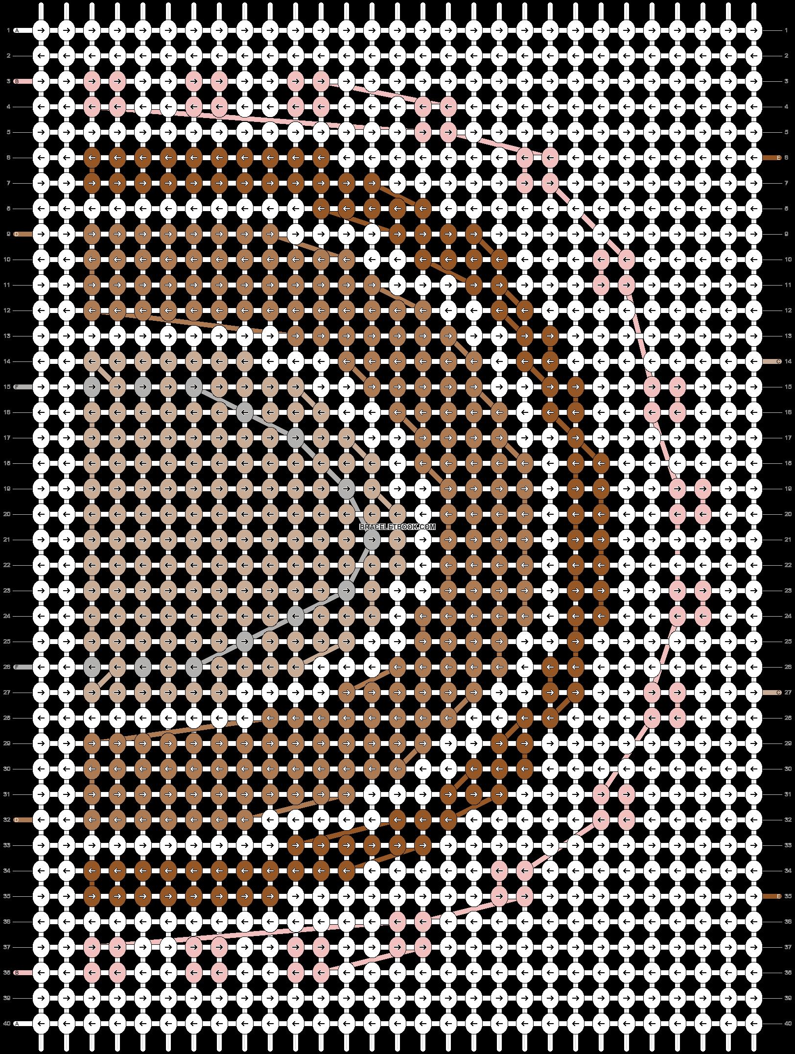 Alpha pattern #86945 variation #157315 pattern