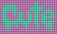 Alpha pattern #32833 variation #157345