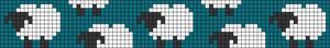 Alpha pattern #53921 variation #157356