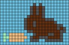 Alpha pattern #36598 variation #157358