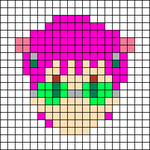 Alpha pattern #86959 variation #157381