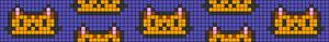 Alpha pattern #45419 variation #157390