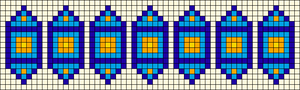 Alpha pattern #53848 variation #157397