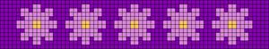 Alpha pattern #46125 variation #157413