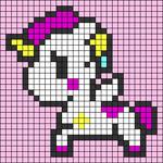 Alpha pattern #61739 variation #157427