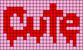 Alpha pattern #32833 variation #157449