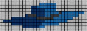Alpha pattern #87115 variation #157458