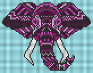Alpha pattern #83409 variation #157491