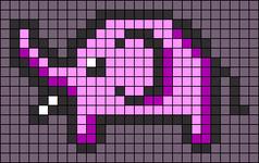 Alpha pattern #78067 variation #157496