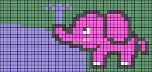 Alpha pattern #78304 variation #157498