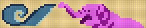 Alpha pattern #77817 variation #157500