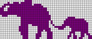 Alpha pattern #78751 variation #157502
