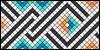 Normal pattern #87110 variation #157514