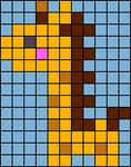 Alpha pattern #15119 variation #157548