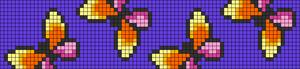 Alpha pattern #43502 variation #157572