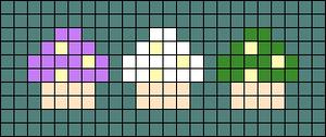 Alpha pattern #69802 variation #157653