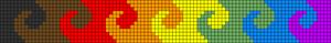 Alpha pattern #10315 variation #157656
