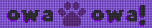 Alpha pattern #81613 variation #157658